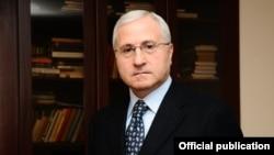 Новоназначенный министр сельского хозяйства Серго Карапетян