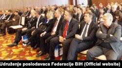 Sa redovne skupštine Udruženja poslodavaca Federacije BiH, mart 2015.
