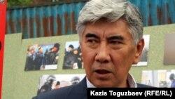Жармахан Тұяқбай, ЖСДП төрағасы. Алматы облысы, 15 мамыр 2012 жыл.