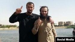 Гулмурод Халимов, экс-командир таджикского ОМОН, ныне – один из командиров экстремистской группировки «Исламское государство».