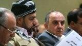 مناقشة مسودة إقليم كردستان في برلمان أربيل، 24 حزيران 2009