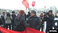 Кыргызстанда жаштар коомдук-саясий турмушка жигердүү аралашып келатат