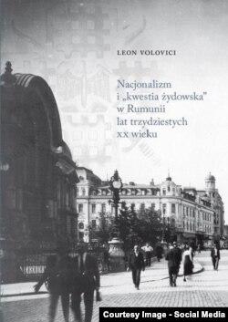 Ediția poloneză a cărții lui Leon Volovici lansată zilele acestea la Varșovia și Cracovia