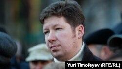 Предприниматель Алексей Козлов, муж журналистки Ольги Романовой