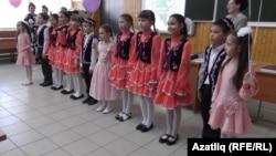 Татар гимназиясе укучылары