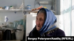 Rashida Fattahova says ethnic Russians were evacuated, but not local Tatars.