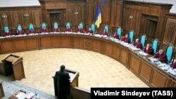 After the court issues its judgment, the draft bills will return to the Verkhovna Rada where they will need at least 300 votes to pass.