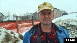 Independent trade union activist Alyaksey Paulouski