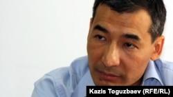 Санат Кушкумбаев, заместитель директора Казахстанского института стратегических исследований (КИСИ).