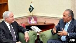 Переговоры Роберта Гейтса и министра обороны Пакистана Ахмеда Мухтара не принесли ожидаемого результата.
