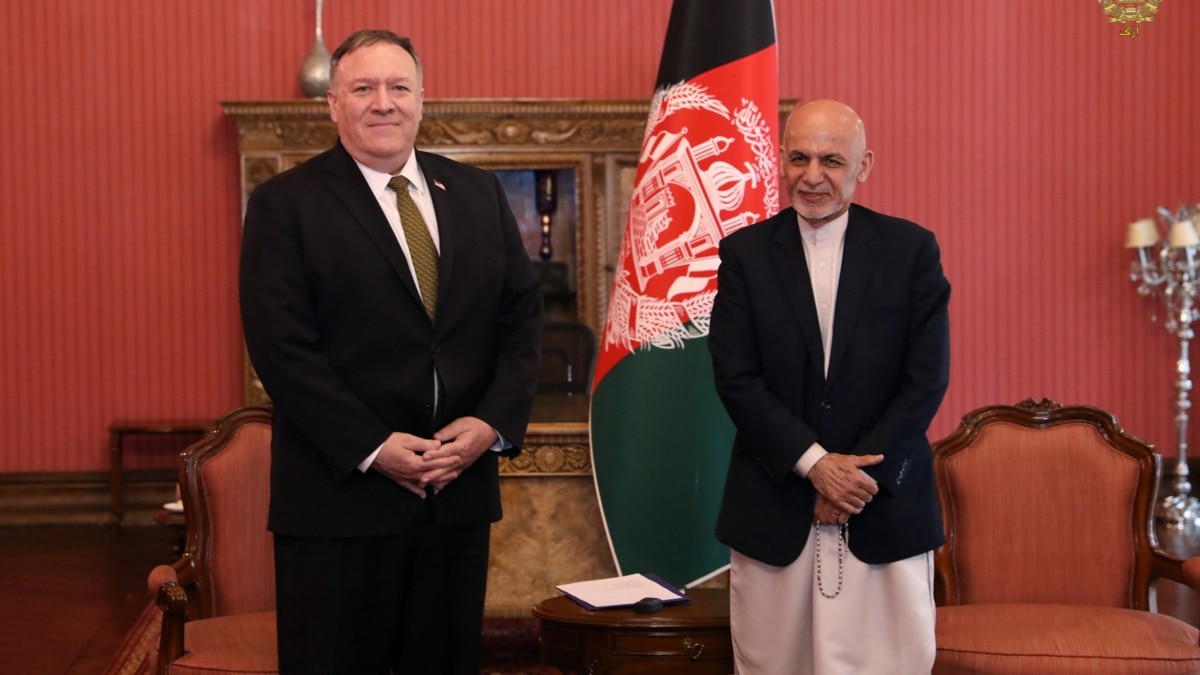 Госдеп: США урезают помощь Афганистану на 1 миллиард долларов из-за политического кризиса