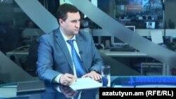 Заместитель министра обороны Армении Габриэл Балаян (архив)