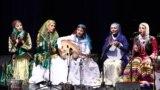 اجرای گروهی زنان در جشنواره موسیقی فجر در ۳۰ بهمن ۹۳