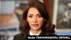 Хатуна Калмахелидзе, министр по исполнению наказаний, пробации и юридической помощи Грузии.