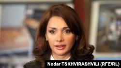 Ministrja gjeorgjiane Khatuna Kalmakhelidze