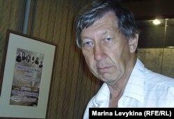 Краевед Павел Жуков. Семей, 16 мая 2012 года.