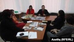Татар матбугаты вәкилләре белән очрашу