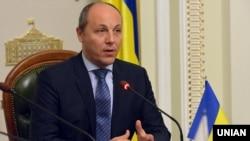 Андрій Парубій: закон про нацбезпеку має стати вагомим кроком до покращення обороноздатності нашої країни