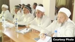 Тажикстандык имамдар
