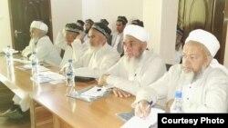 Тажик имамдары.