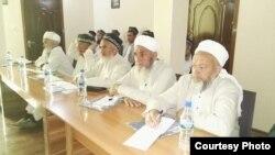 Тренинг в представительстве IWPR в Таджикистане.