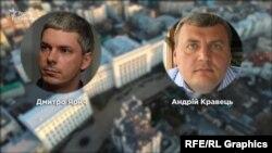 Дмитро Ярич – давній компаньйон родини Андрія Кравця