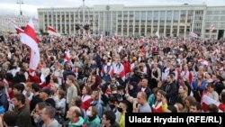 У Білорусі продовжуються акції протесту