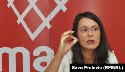 Ako već ne možemo kriminalce da smjestimo u zatvor, bar ne u nekoj skorijoj budućnosti, onda makar treba da im oduzmemo imovinu koju su nezakonito stekli: Vanja Ćalović Marković