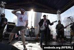 Рок-гурт Dzieciuki
