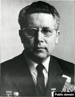 Георгі Захаравіч Бягун
