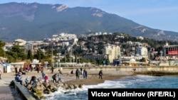 Набережная Ялты, Крым, иллюстрационное фото