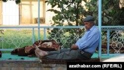 Сельский житель, Туркменистан (иллюстративное фото)
