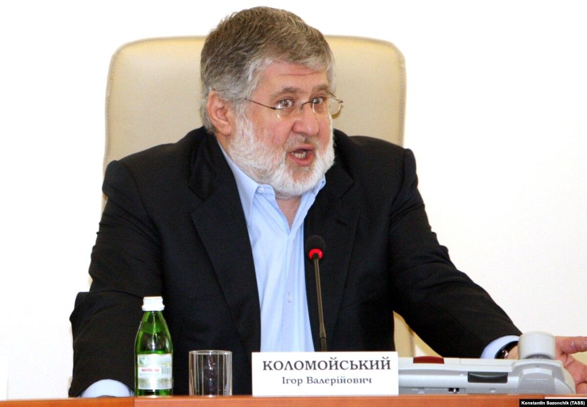 Коломойский прилетел в Киев - СМИ