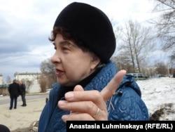 Галина, жительница ЗАТО Шиханы
