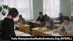 Безкоштовні курси української мови для переселенців та дітей військових, Дніпро, 7 жовтня 2016 року