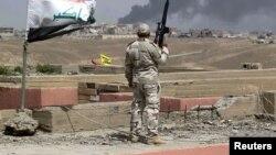 جندي عراقي في تكريت