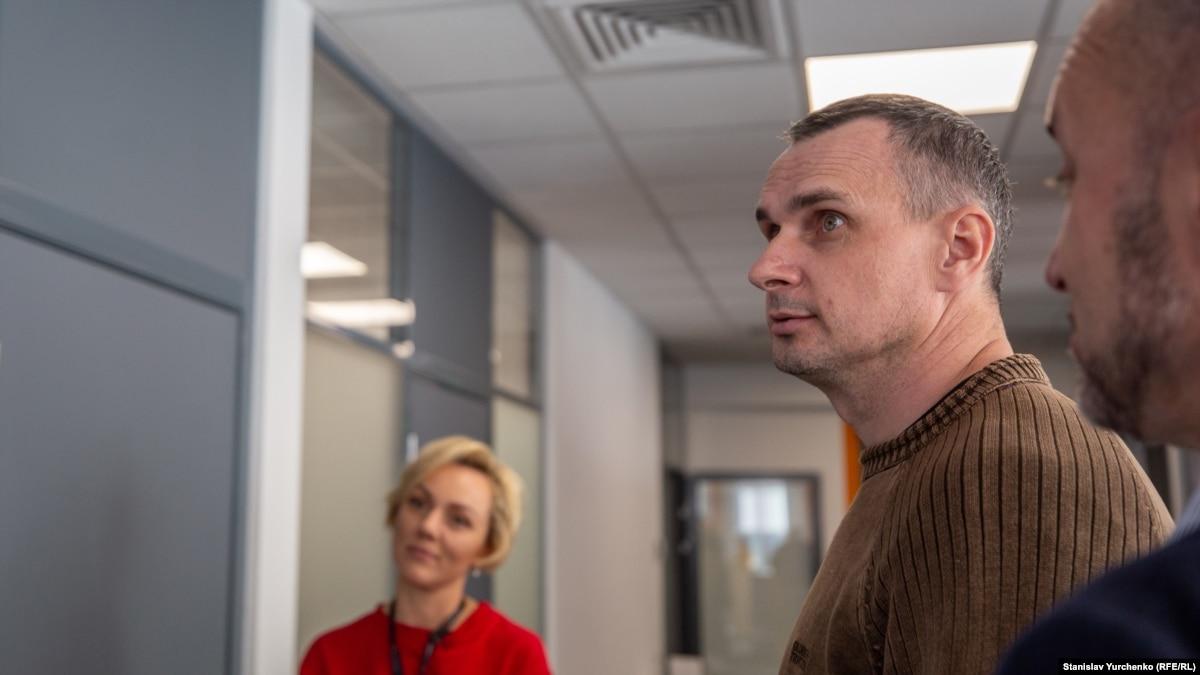 Олег Сенцов забрал «свой стул» из МИД Украины – Пристайко