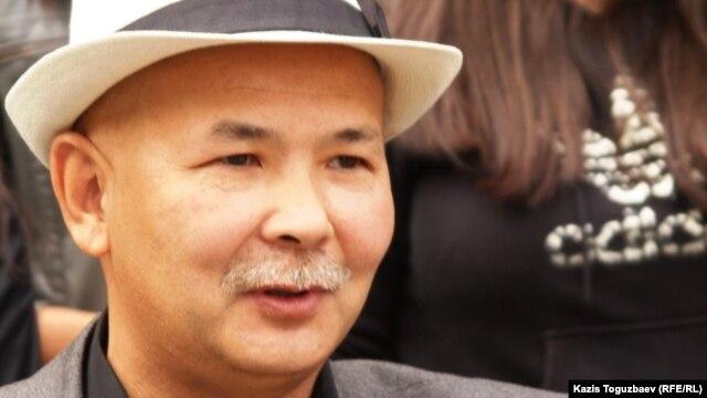 Гражданский активист Мурат Телибеков.