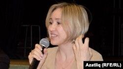 Лилия Әхмәтова