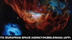 """Большое Магелланово Облако, снимок телескопа """"Хаббл"""", 24 апреля 2020 года"""