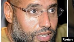 د ليبيا د پخواني واکمن زوى سيف الاسلام.
