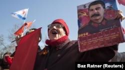 """Митинг в годовщину """"присоединения"""" Крыма. Март 2018 года"""