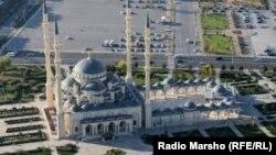 """Мечеть """"Сердце Чечни"""" в Грозном"""
