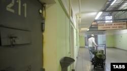 В коридоре Бутырской тюрьмы