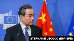 ჩინეთის საგარეო საქმეთა მინისტრი ვან ი