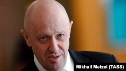 Евгений Пригожин, ресейлік бизнесмен.