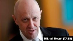 Власника «Конкорду» Євгена Пригожина називають «кухарем Путіна»