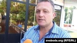 Вадзім Трэфілоўскі, адзін з кіраўнікоў ініцыятыўнай групы