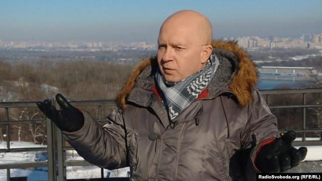 Сергій Грабський, колишній заступник начальника управління логістики