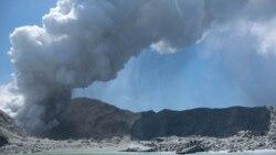 Shpërthim vdekjeprurës i vullkanit në Zelandën e Re